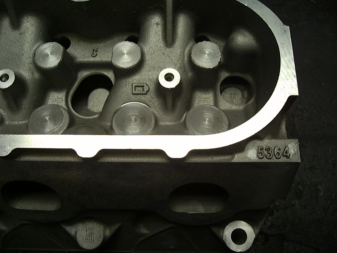 Chevy Cylinder Head Casting Numbers